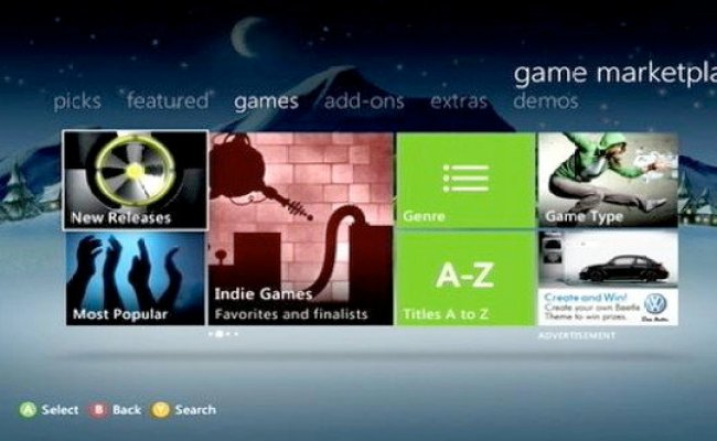 Indies More Prevalent On Updated Xbox 360 Dashboard