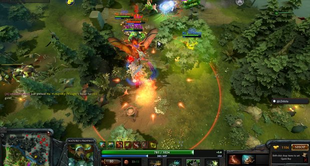 Dota 2 The International Winners Scoop 1437204 Shacknews