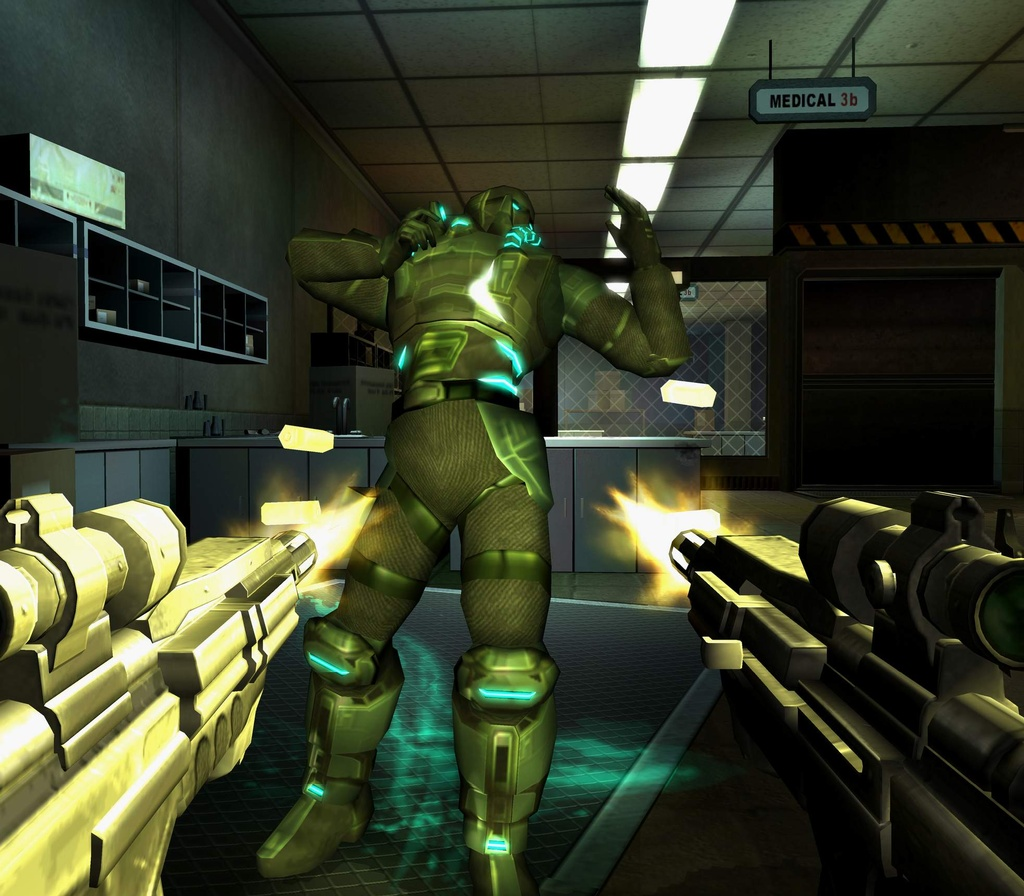 Area 51 Screenshots Video Game News Videos And File
