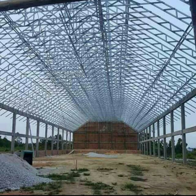 baja ringan jatiasih rangka atap terpasang berkualitas shopee indonesia