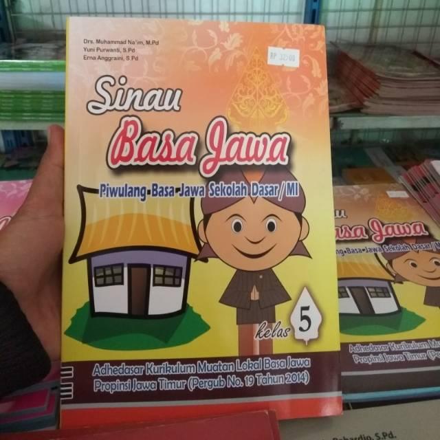 Cah sekolah kudu sinau sing tenanan b. Sinau Basa Jawa Sd Mi Kelas 5 Shopee Indonesia
