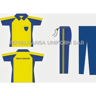 Desain baju cdr, vector kaos olahraga, kaos polos cdr, mockup celana. Stelan Olahraga Sma Seragam Preorder Shopee Indonesia