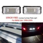 No Error White 12 Lights Smd Led Interior For Bmw X1 E84 Standard Sunroof