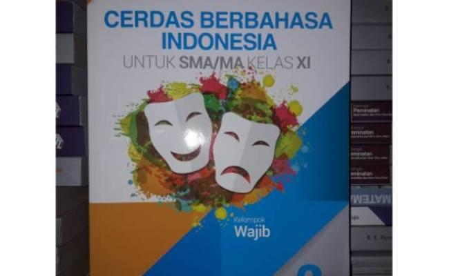 Kunci Jawaban Buku Cerdas Berbahasa Indonesia Kelas Xi Cute766