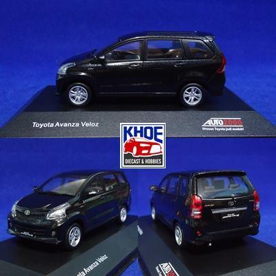 diecast grand new avanza harga spoiler 2016 toyota veloz hitam miniatur mobil murah shopee indonesia