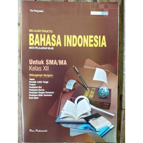 Jual lks bahasa inggris kelas xi semester 1 2019 2020 kota. Lks Bahasa Indonesia Sma Ma Kelas 12 Semester 1 2 I Viva Pakarindo Shopee Indonesia