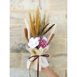 Bouquet Dried Flower Buket Bunga Kering Wisuda Anniversary Dekorasi Acara Lainnya Shopee Indonesia