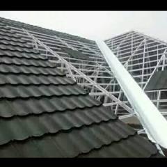 Genteng Baja Ringan Murah Atap Dan Metal Pasir Terpasang Shopee
