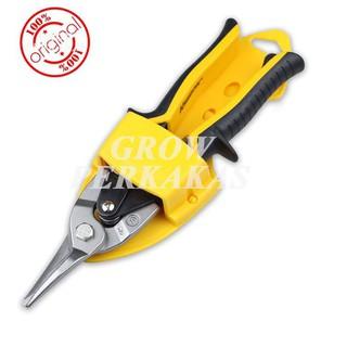 gunting baja ringan harga krisbow 10 kuning lurus shopee indonesia