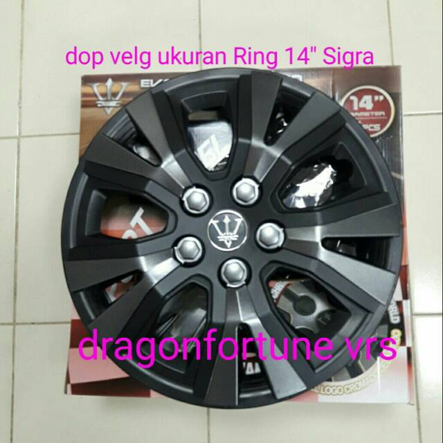 ukuran velg grand new veloz kelebihan avanza 2018 dop ring 14 34 sigra shopee indonesia