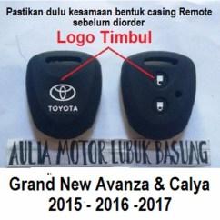 Remote Grand New Avanza Harga Yaris Trd Sportivo 2018 Casing Silicon Kunci All Veloz Merah Shopee Indonesia