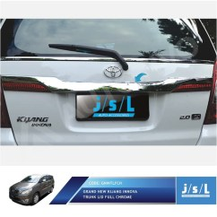 Trunk Lid Grand New Avanza Harga Toyota All Vellfire Chrome Type E Jsl Aksesoris Mobil Shopee Indonesia