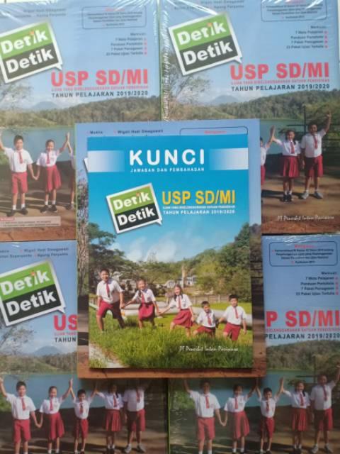 Buku Detik Detik Kelas 6 : detik, kelas, Detik, Intan, Pariwara, Shopee, Indonesia