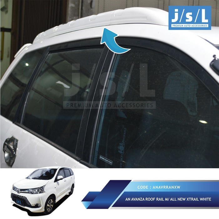 roof rail grand new avanza veloz all toyota camry 2018 thailand aksesoris rel atap mobil model x trail shopee indonesia
