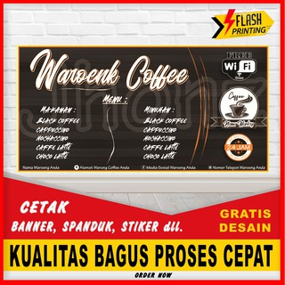 Check spelling or type a new query. Banner Warung Kopi Harga Terbaik September 2021 Shopee Indonesia