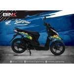 Stiker Full Honda Beat Street Full Body Beat Stitch 1 Shopee Indonesia
