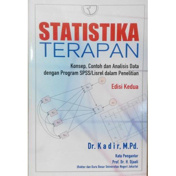 Rachbini, agus herta sumurta didik ). Statistika Terapan Kadir Shopee Indonesia
