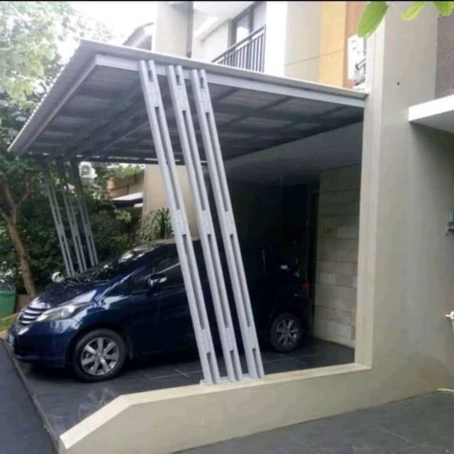 kanopi baja ringan subang atap spandek murah shopee indonesia