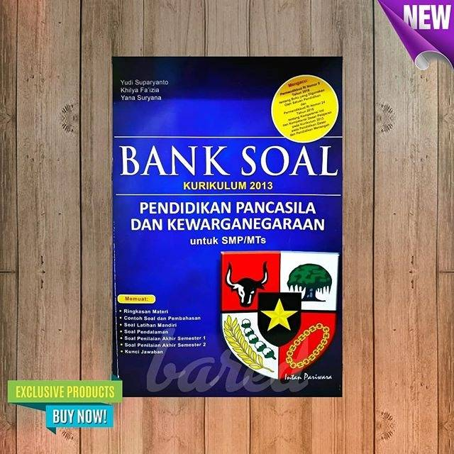 67 soal akm kelas 8 level 4 numerasi tahun. Bank Soal Ppkn Smp Kelas 7 8 9 Intan Pariwara Akm Smp 2022 Shopee Indonesia