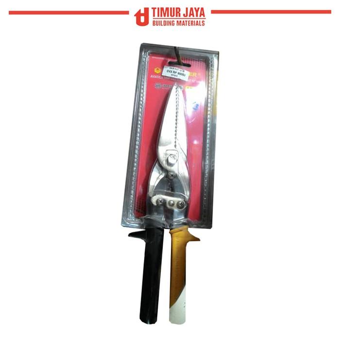 jual gunting baja ringan original 12 inch mpower