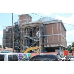 Gambar Rangka Atap Baja Ringan Limasan Trust Tata Truss Shopee Indonesia