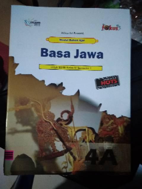 Salah satu mata pelajaran yang diujikan sesuai dengan kurikulum 2013 (k13) untuk jenjang kelas 3 sekolah dasar (sd) adalah. Lks Fokus Basa Jawa Sd Shopee Indonesia