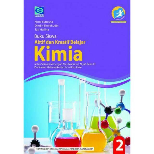 Topik menarik dari update kunci. Download Buku Kimia Kelas 11 Kurikulum 2013 Revisi Erlangga Cara Golden
