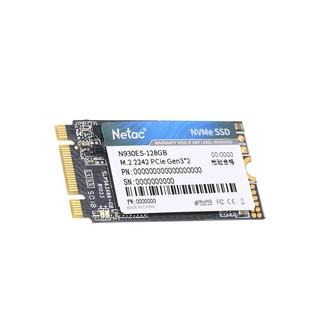 Netac n930es nvme M.2 2242 SSD gen3 * 2 PCIE 3D MLC / TLC nand Flash 512GB | Shopee Indonesia