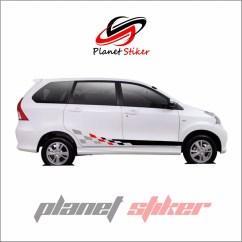 Cutting Sticker Grand New Avanza Body Kit All Yaris Trd Sportivo Stiker Mobil Xenia Type Istimewa Shopee Indonesia