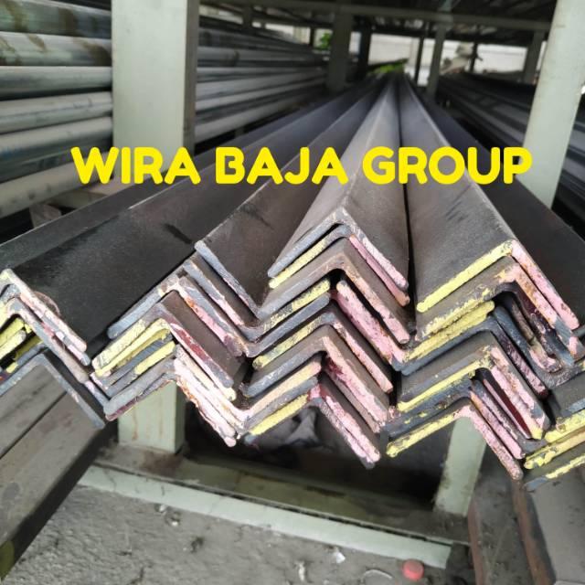 harga baja ringan hollow 3x3 besi siku 5x5 panjang 6 m termurah shopee indonesia