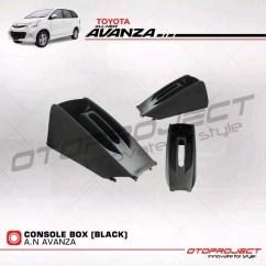 Console Box Grand New Avanza Foto Veloz Konsul All Xenia 2012 2014 Black Original Shopee Indonesia