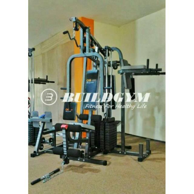Multi Home Gym 4 Station Id2800 Homegym 4 Sisi Id 2800 Shopee Indonesia