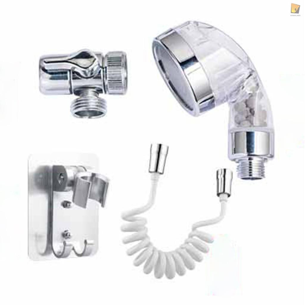 hand shower bathroom sink sprayer rinser set for hair washing 3 spray modes sink hose faucet sprayer attachment with ret