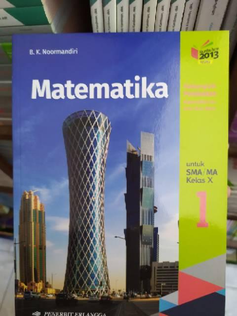 Buku Matematika Peminatan Kelas 10 Pdf : matematika, peminatan, kelas, MATEMATIKA, KELAS, PEMINATAN, NOORMANDIRI, ERLANGGA, Shopee, Indonesia