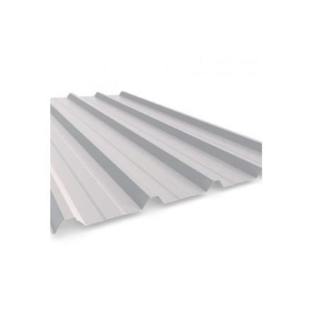 harga atap baja ringan zinc spandeck spandek wahana 0 25mm x 3m alumunium kanopi
