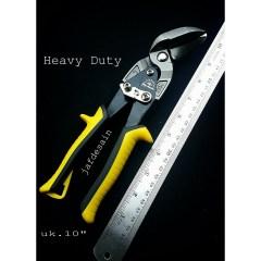 Jual Gunting Baja Ringan Holo 10 Inci Heavy Duty Tjap Mata