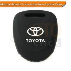 Remote Grand New Avanza All Toyota Kijang Innova 2019 Kondom Kunci Silikon Cover Veloz Calya Shopee Indonesia