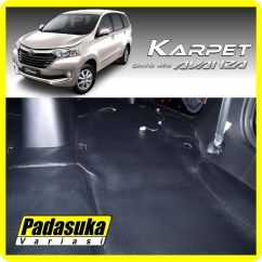 Karpet Grand New Avanza All Alphard Executive Lounge Mobil Xenia 2017 Shopee Indonesia