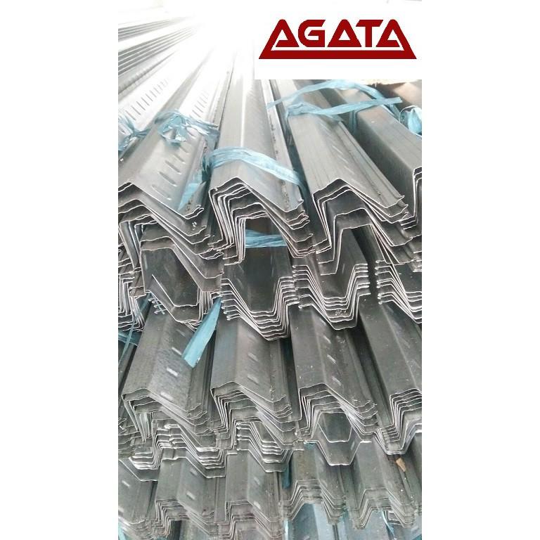 tempat jual baja ringan di pekanbaru truss reng aplus 0 5 6m rangka atap rumah dudukan