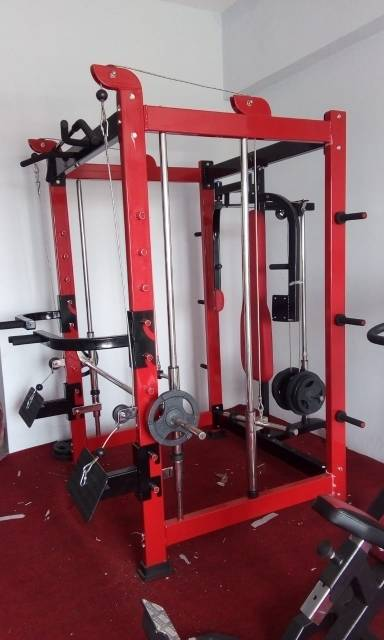 Alat Angkat Beban : angkat, beban, OLAHRAGA, FITNES, OUTDOOR, ANGKAT, BEBAN, SMITH, MACHINE, POWER, Shopee, Indonesia