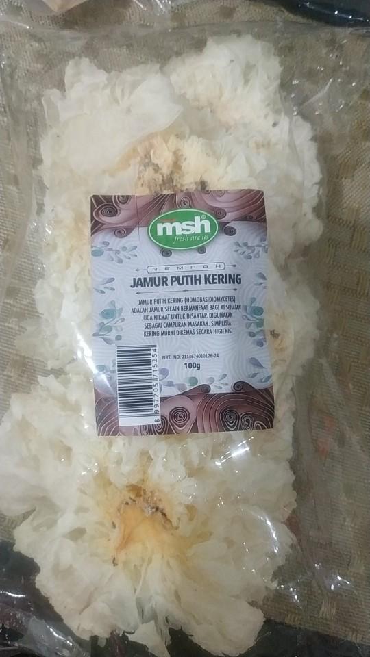 Jamur Putih Kering : jamur, putih, kering, Jamur, Putih, Kering, Shopee, Indonesia