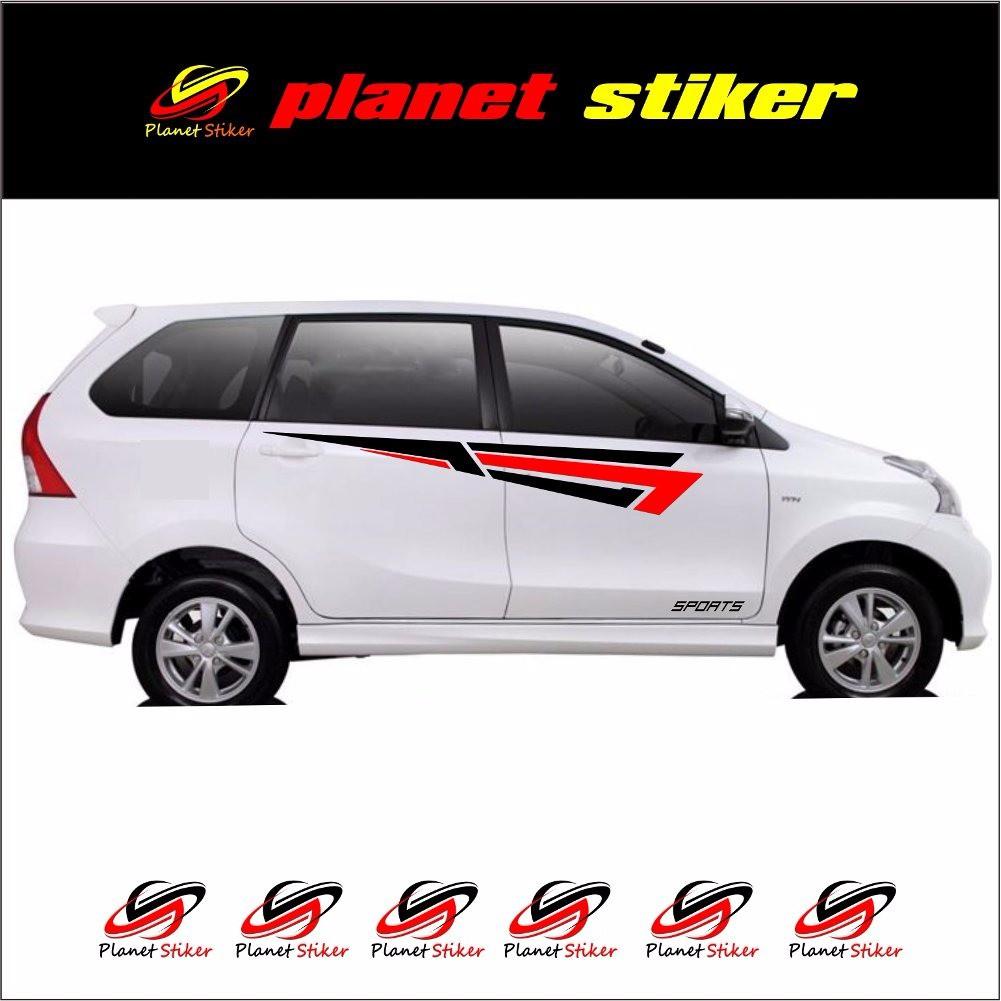 cutting sticker grand new avanza pajak mobil 2016 stiker xenia racing sports jumbo istimewa murah n kualitas shopee indonesia