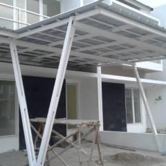 Spesifikasi Baja Ringan Untuk Atap Kanopi Alderon Cat Maksimal 20m Shopee Indonesia