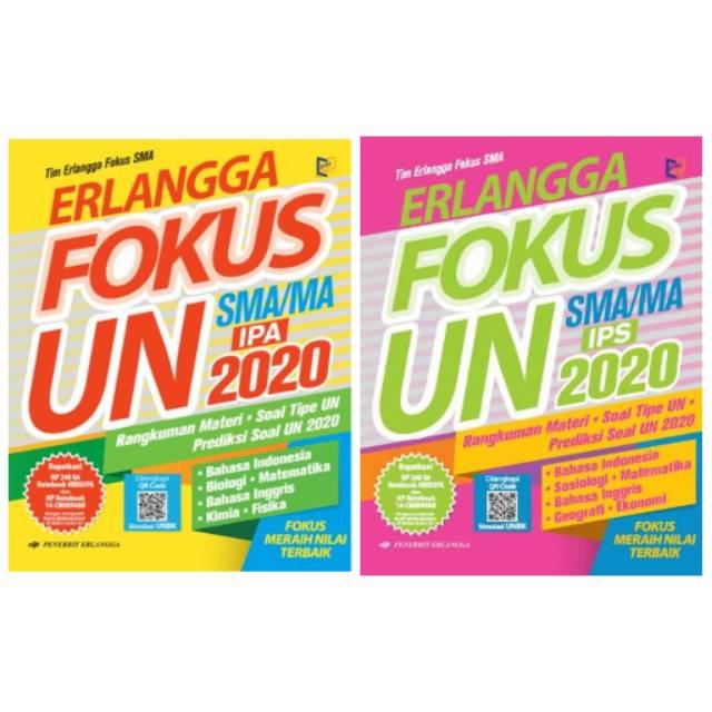 Kunci Jawaban Erlangga Fokus Un Smp 2020 Bahasa Indonesia Paket 1 Lengkap