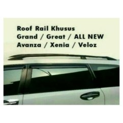 Roof Rail Grand New Avanza Veloz Toyota Agya Trd Sportivo Terbaru Khusus All Great Xenia Velos Shopee Indonesia