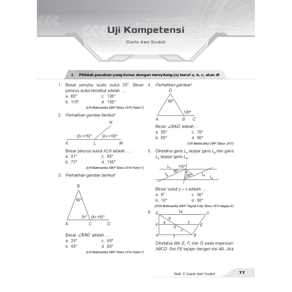 We did not find results for: Buku Pendamping Matematika Smp Kelas 7 Kunci Jawaban Incer Shopee Indonesia