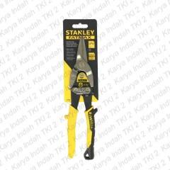 Gunting Plat Baja Ringan Stainless Stanley Fatmax Aviation Snips