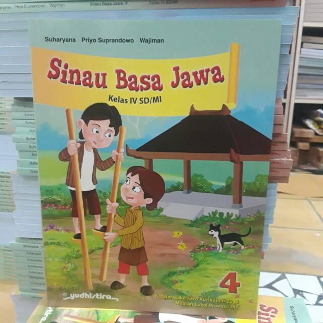 Soal uji kompetensi materi pembelahan sel buku erlangga k. Sinau Basa Jawa Kelas 4 Sd Kurikulum 2013 Shopee Indonesia