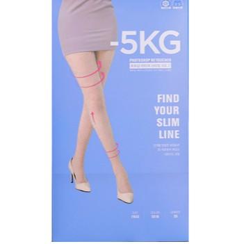 [Chuu] -5kg Photoshop Retoucher Stocking / Stoking /Free size / skin color (Shipping from korea) | Shopee Indonesia