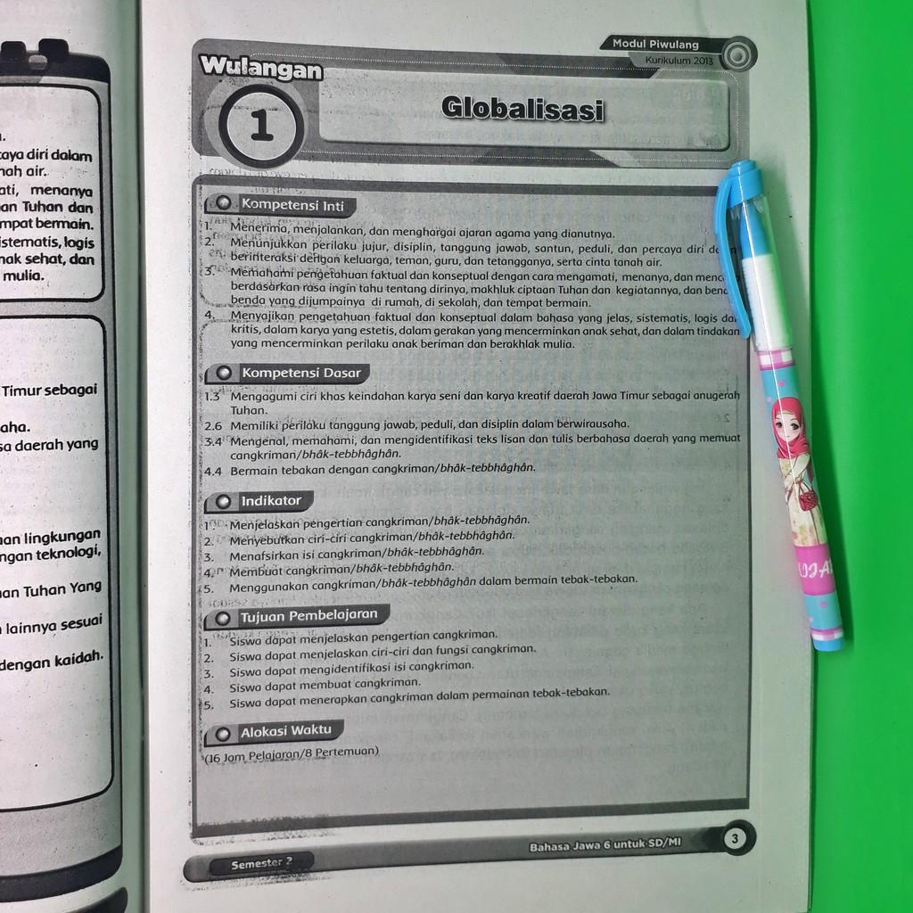 Kunci Jawaban Lks Bahasa Jawa Kelas 9 Semester 1 Kurikulum 2013 Gratis